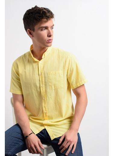 Rodi Jeans Gömlek Sarı